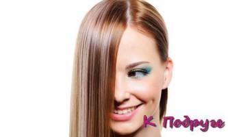 Як випрямити волосся без прасування: незвичайні і салонні методи