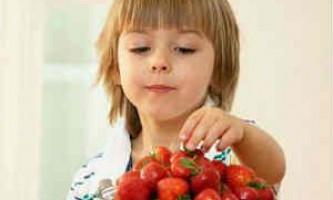 Як вивести плями від фруктів і ягід
