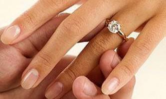 Як змусити чоловіка подарувати вам діаманти ?!