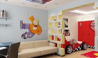 Який диван найкраще поставити в дитячу кімнату?