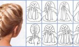 Колосок - зачіска для тебе!