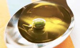 Косметика на основі оливкової олії: корисні властивості оливкової олії, оливкова олія в косметології