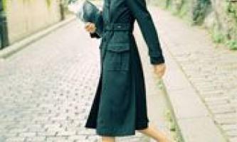 Красива хода: вправи для красивої ходи жінок. Секрети і уроки красивої ходи