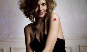 Красиві маленькі жіночі татуювання (18 фото)