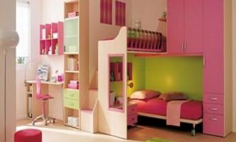 Гарний дизайн кімнати для дівчинки-підлітка