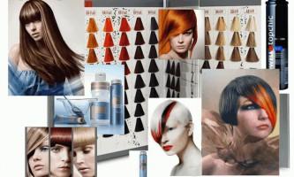 Фарба для волосся голдвелл - професійне фарбування в домашніх умовах