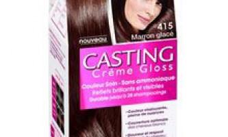 Фарба для волосся l`oreal casting creme gloss: переваги і недоліки, колірна палітра і використання фарби