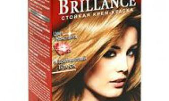 Фарба для волосся schwarzkopf brillance: застосування і палітра відтінків. Вплив фарби schwarzkopf brillance на волосся