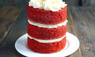 Червоний оксамит - торт, який прикрасить ваше свято