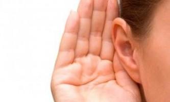 Герпес в вусі: причини, симптоми і лікування