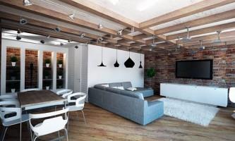 Лофт - цікавий стиль для вашого житла