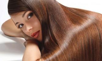 Маска для блиску волосся - даруємо красу нашим локонам