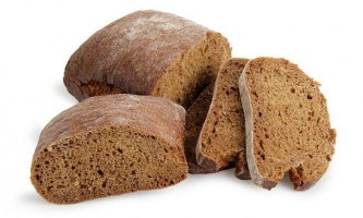 Маска для волосся з житнього хліба