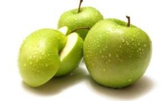 Маски для обличчя з яблук