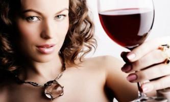 Маски для волосся з вина