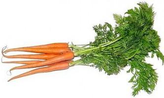 Маски з моркви для шкіри