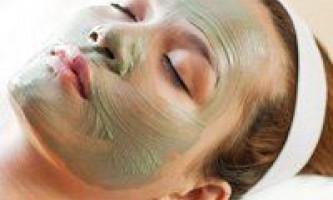 Маски із зеленої глини, користь і рецепти складів для особи