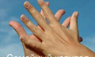Масло жожоба для нігтів
