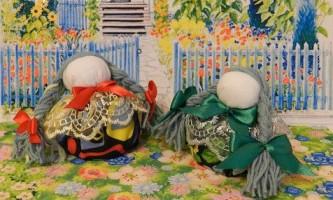 Майстер-клас: лялька зерновушка своїми руками