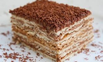 Мікадо - смачний і святковий торт