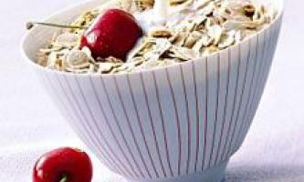 Мюслі. Шкода, користь, калорійність і рецепт мюслі.как приготувати мюслі самої