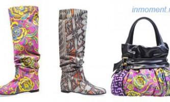 Мода baldinini (балдініні) 2010. Колекція baldinini весна-літо 2010. Модне взуття і сумки 2010 від baldinini (балдініні)