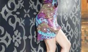 Модна домашня жіночий одяг 2010: мода 2010 для жінок