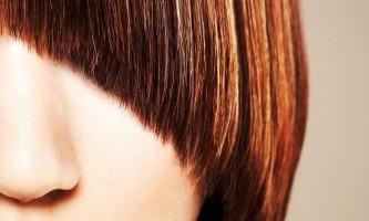 Модна косий чубчик і стильні зачіски з нею (9 фото)