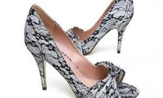 Модне взуття літо 2012
