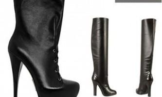 Модне взуття осінь-зима 2011/2012: основні тенденції та колекції дизайнерів