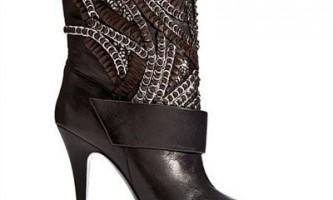 Модне взуття зима 2012/2013