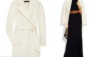Модне жіноче пальто сезону зима 2011/2012
