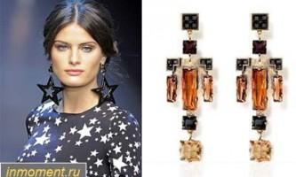 Модні аксесуари для новорічного образу 2012