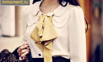 Модні блузки осінь 2014
