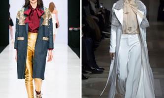 Модні блузки осінь 2016