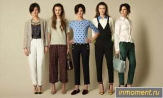 Модні брюки восени 2013