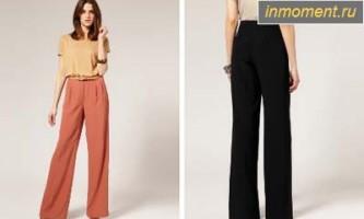 Модні брюки навесні 2013