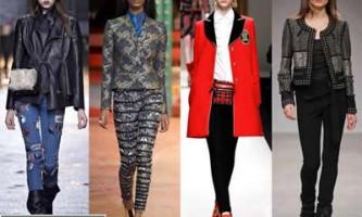 Модні брюки зима 2013