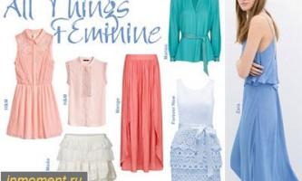 Модні кольори літо 2014