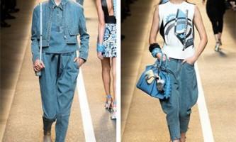 Модні джинси літо 2015