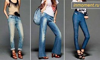 Модні джинси весна 2014