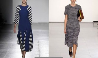 Модні офісні сукні літо 2016