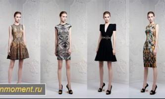 Модні сукні літо 2013