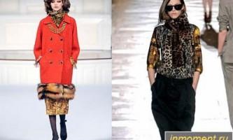Модні шарфи і хустки зима 2010-2011: класичні, затишні і в`язані шарфи і хустки сезону зима 2010-2011