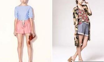 Модні шорти весна-літо 2011: висока талія, кантрі, денім. Модні шорти літо 2011 від відомих дизайнерів