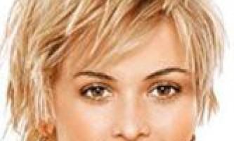 Модні стрижки для тонкого волосся: каре, боб, хімічна завивка, чубчик, стрижка шарами і пікс. Тонке волосся: поради, довжина і колір