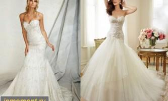 Модні весільні сукні літо 2015