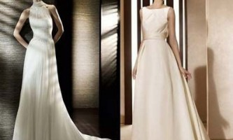 Модні весільні сукні колекція весна 2012
