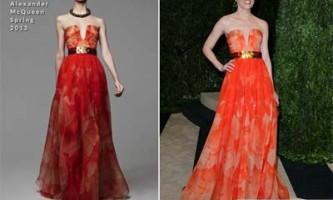 Модні вечірні сукні літо 2013
