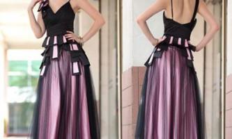 Модні вечірні сукні літо 2014